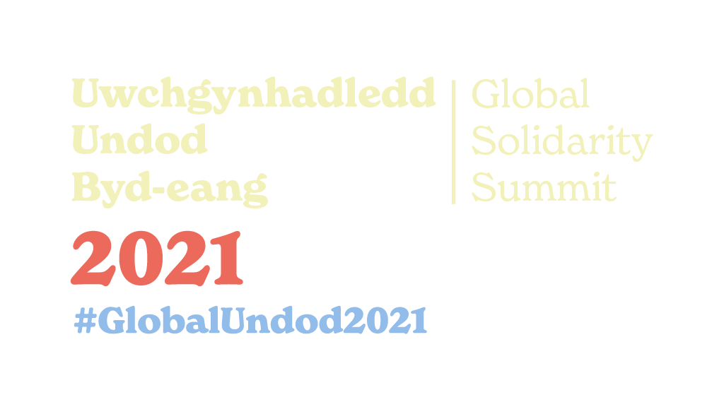 Global Solidarity Summit 2021 - #GlobalUndod2021