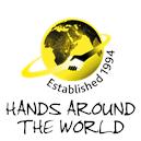 Hands around the World logo